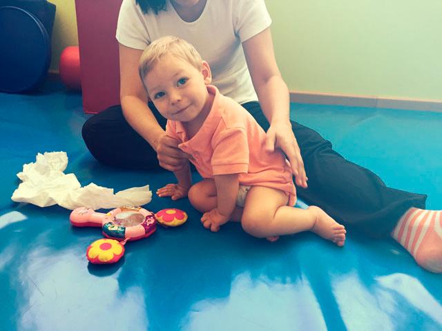Terapia Bobath en niños