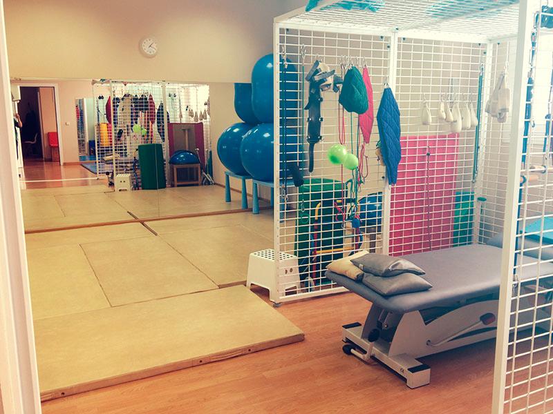 instalaciones para el tratamiento integral del niño