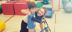 equipo del centro de terapias infantiles Napsis