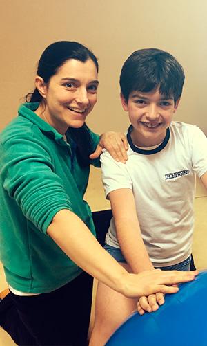 Mónica Tirado de Mena - Fisioterapeuta