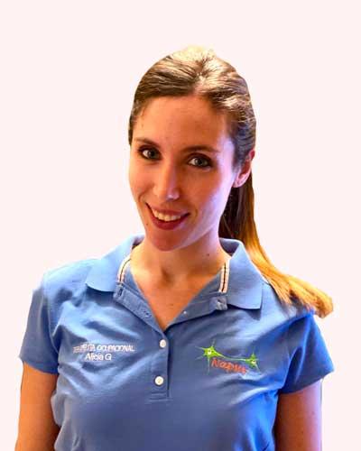 Alicia González - Terapeuta Ocupacional