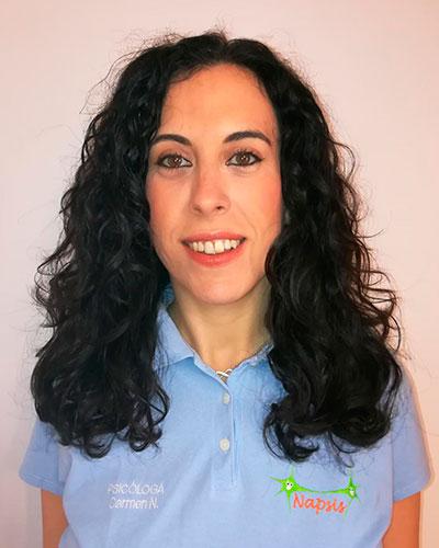 Carmen Nevado - Psicóloga