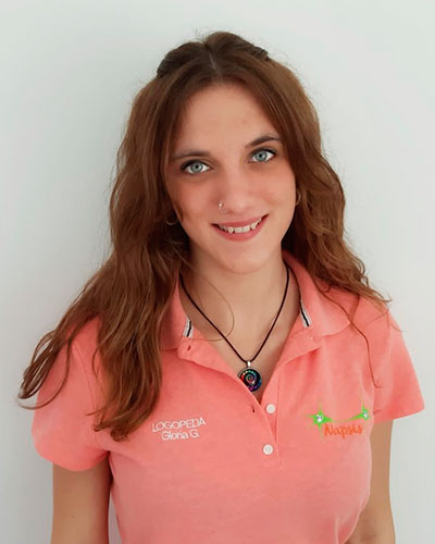 Gloria Galeando - Logopeda