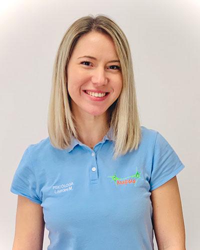 Lourdes Melgaduizo - Psicóloga