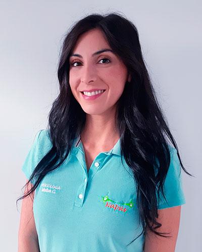 Melba Coque - Psicóloga y Logopeda