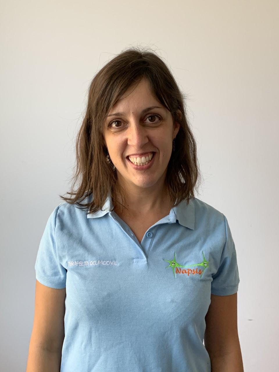 Ángela Barrocal - Terapia Ocupacional